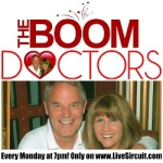 BUG 009: The Boom Doctors: Patti Britton and Robert Dunlap